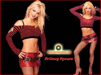 Britney lances pic photo