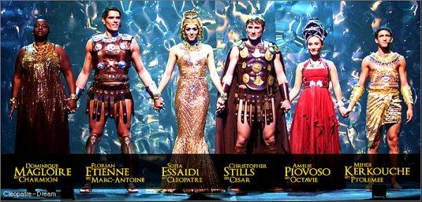 Cleopatre la derniere reine d'egypte